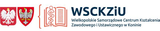 Logo WSCKZiU w Koninie